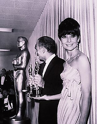 ; Film History: Oscars. Original Film Title: Film History: Oscars, PICTURED: AUDREY HEPBURN, IN CAST: (Credit Image: © ZUMA Movie Library/ZUMAPRESS.com)