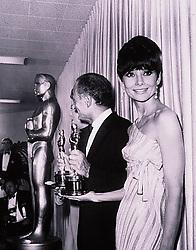 ; Film History: Oscars. Original Film Title: Film History: Oscars, PICTURED: AUDREY HEPBURN, IN CAST: (Credit Image: © ZUMA Movie Library/ZUMAPRESS.com)