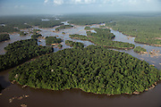 Essequibo River<br /> GUYANA<br /> South America<br /> Longest river in Guyana