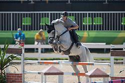 Ehning Marcus, GER, Cornado NRW<br /> Olympic Games Rio 2016<br /> © Hippo Foto - Dirk Caremans<br /> 13/08/16