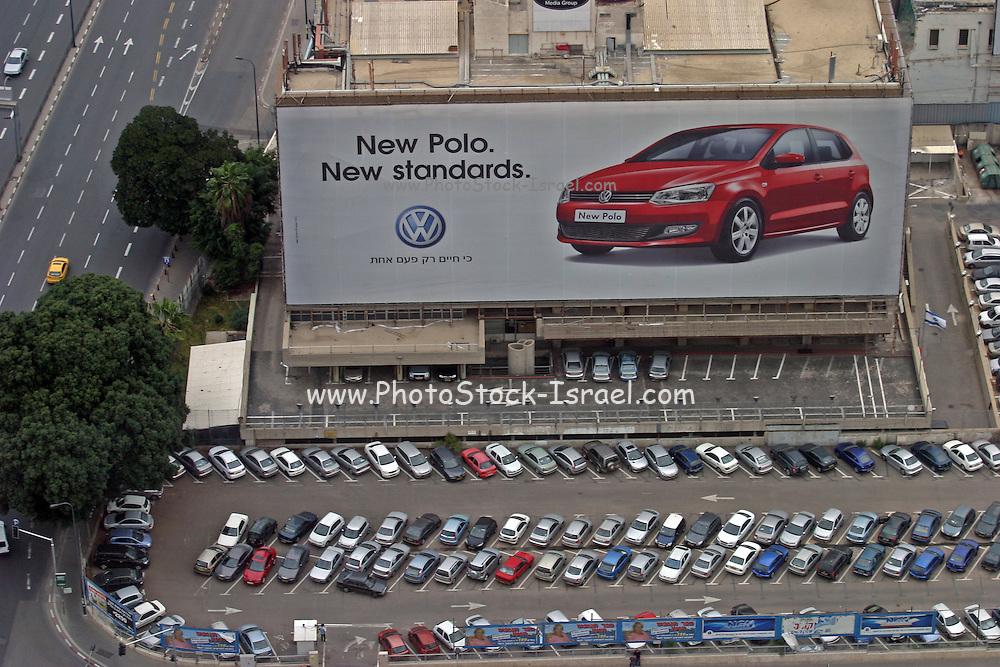 Israel, Tel Aviv, Parking problems