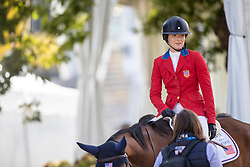 Deslauriers Lucy, USA, Hester<br /> CHIO Aachen 2021<br /> © Hippo Foto - Sharon Vandeput<br /> 19/09/21