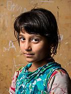 Hadia, age 9, Syria (Kurdish).