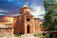 10th century Armenian Orthodox Cathedral of the Holy Cross on Akdamar Island, Lake Van Turkey 63 .<br /> <br /> If you prefer to buy from our ALAMY PHOTO LIBRARY  Collection visit : https://www.alamy.com/portfolio/paul-williams-funkystock/lakevanturkey.html<br /> <br /> Visit our TURKEY PHOTO COLLECTIONS for more photos to download or buy as wall art prints https://funkystock.photoshelter.com/gallery-collection/3f-Pictures-of-Turkey-Turkey-Photos-Images-Fotos/C0000U.hJWkZxAbg