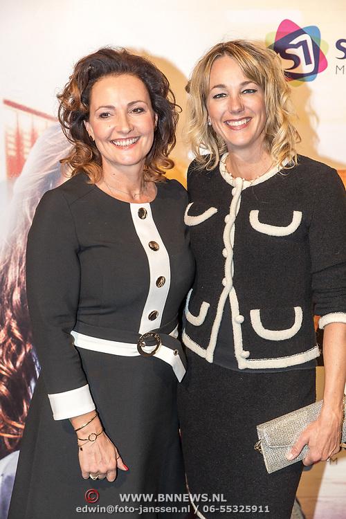 NLD/Hilversum/20171019 - Film premiere  Pestkop, Marianne Timmer en .......
