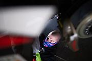 January 27-29, 2021. IMSA Weathertech Series. Rolex Daytona 24h:  Paul Miller Racing Lamborghini Huracan GT3 mechanic