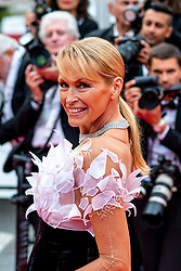 Estelle Lefebure attends the opening ceremony and screening of The Dead Don't Die during the 72nd Cannes Film Festival on May 14, 2019 in Cannes, France. Photo by Ammar Abd Rabbo/ABACAPRESS.COM