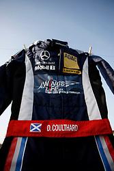 MOTORSPORT / DTM: Hockenheimring, 23.04.2010 David Coulthard (SCO, Mercedes), Illustration, Anzug, Overall <br /> © pixathlon