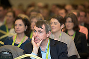 20/11/2014  repro free    <br /> Delegate  at the Galway Bay Hotel for the two day conference Meet West attracting over 400 business people from around Ireland for the largest networking event in the Country . Photo:Andrew Downes