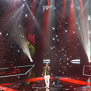 NLD/Hilversum/20160109 - 4de live uitzending The Voice of Holland 2015, optreden Brace, Eddy Brace Rashid MacDonald