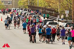 SeaDog Mother's Day 5K road race,