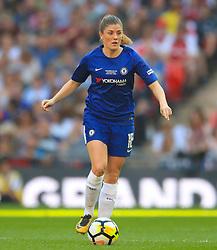 File photo dated 05-05-2018 of Chelsea's Maren Mjelde.