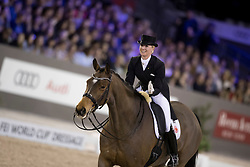 Von Bredow-Werndl Jessica, GER, Zaire<br /> Indoor Brabant - Den Bosch 2017<br /> © Hippo Foto - Dirk Caremans<br /> 11/03/2017