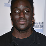 Ayo Akinwolere Attend the Annual awards celebrating the best of British comic talent on 19 March 2018 at Pizza Express Live, Holborn, london, UK.