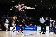 Weems Kyle, Markovic Stefan <br /> Segafredo Virtus Bologna - A X Armani Exchange Olimpia Milano<br /> Basket Serie A LBA 2020/2021 - Finale Playoff G4<br /> Bologna 11 June 2021<br /> Foto Mattia Ozbot / Ciamillo-Castoria