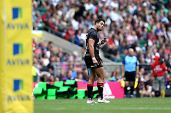 Sean Maitland of Saracens - Mandatory by-line: Robbie Stephenson/JMP - 03/09/2016 - RUGBY - Twickenham - London, England - Saracens v Worcester Warriors - Aviva Premiership London Double Header