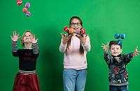 UTRECHT - Fotoshoot NGF , Raak jeugdgolf.    COPYRIGHT KOEN SUYK