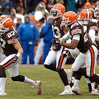 12.4.05 Jacksonville Jaguars at Cleveland Browns