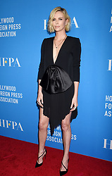 Hollywood Foreign Press Association's Annual Grants Banquet held at the Beverly Hilton Hotel on August 9, 2018 in Beverly Hills, CA. © Janet Gough / AFF-USA.com. 09 Aug 2018 Pictured: Charlize Theron. Photo credit: Janet Gough / AFF-USA.com / MEGA TheMegaAgency.com +1 888 505 6342