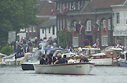 Henley, Great Britain, 2001 Henley Royal Regatta. <br /> <br /> Tel 44 (0) 7973 819 551<br /> <br /> Photo Peter Spurrier<br /> Henley Royal Regatta Sat 6th July 20010604 Henley Royal Regatta, Henley, Great Britain.