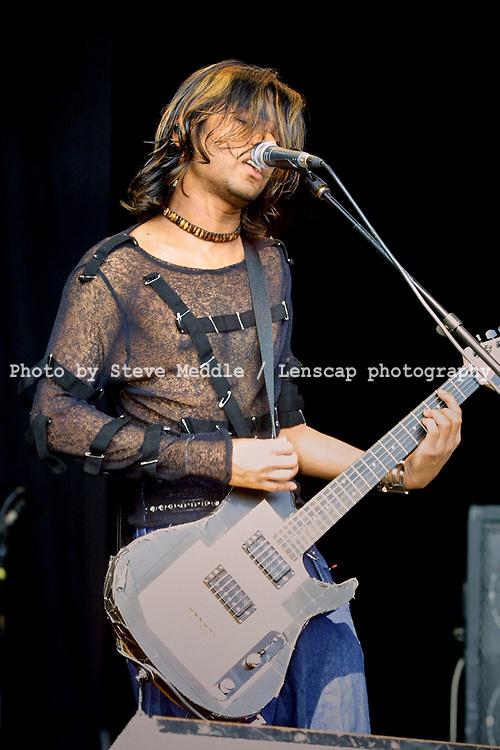 Som Wardner, My Vitriol, V2002, Hylands Park, Chelmsford, Essex, Britain - 17 August 2002