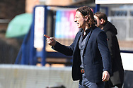 Wycombe Wanderers manager Gareth Ainsworth  during the EFL Sky Bet Championship match between Wycombe Wanderers and Norwich City at Adams Park, High Wycombe, England on 28 February 2021.