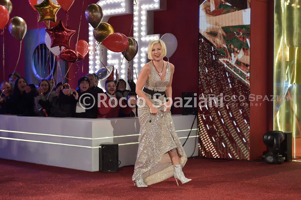 Antonella Elia concorrente della quarta edizione del Grande Fratello Vip 8 , Gennaio 2020 Roma