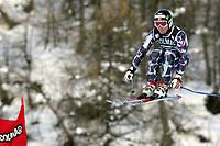 Alpint<br /> Foto: Panoramic/Digitalsport<br /> NORWAY ONLY<br /> <br /> Ole Magnus KULBECK (NOR) - Ski Alpin - Super Combine - Val D Isere - 11.12.2005