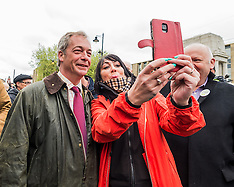 Nigel Farage UKIP Brexit Battle Bus Tour | Bolton | 25 May 2016