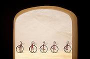 Bike Parking in Oaxaca