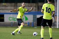 Jordan Kesne. Guiseley AFC 1-5 Stockport County FC. Pre-Season Friendly. 15.9.20