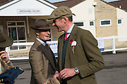 MIKE FELTON; DOMINIC JONES;, Side-Saddle Dash, Southern Spinal Injuries Trust charity Day. Wincanotn. 25 October 2015.