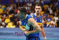 SIMONE ANZANI (ITALY)<br /> ITALIA - USA<br /> VOLLEYBALL NATIONS LEAGUE 2018<br /> MODENA 24-06-2018<br /> FOTO GALBIATI - RUBIN