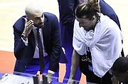 DESCRIZIONE : Eurocup Last 32 Group K Grissin Bon Reggio Emilia - Dolomiti Energia Trento<br /> GIOCATORE : Maurizio Buscaglia<br /> CATEGORIA : Allenatore Coach Time Out<br /> SQUADRA : Dolomiti Energia Trento<br /> EVENTO : Eurocup 2015-2016 Last 32<br /> GARA : Grissin Bon Reggio Emilia - Dolomiti Energia Trento<br /> DATA : 03/02/2016<br /> SPORT : Pallacanestro <br /> AUTORE : Agenzia Ciamillo-Castoria/A.Giberti