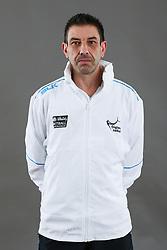 Umpire Chris Molloy