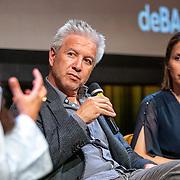 NLD/Amsterdam/20190630 - Paneldiscussie The Good Terrorist,, Robert Oey en Fatima Ezzarhouni
