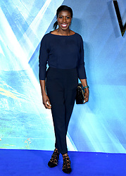 Christine Ohuruogu attending the A Wrinkle in Time European Premiere held at the BFI IMAX in Waterloo, London. Photo credit should read: Doug Peters/EMPICS Entertainment
