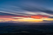 The sunset over Montepulciano, Italy.  It's like nowhere else on earth.  Nikon D850, Nikkor 24-70 f/2.8 VR, and 10 minutes.