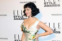 Katy Perry, ELLE Style Awards, One Embankment, London UK, 18 February 2014, Photo by Richard Goldschmidt