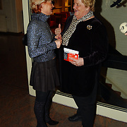 Harpengala 2004, Vivianne Boelen in gesprek met Erica Terpstra
