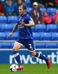 Josh Law of Oldham Athletic  - Mandatory by-line: Matt McNulty/JMP - 03/09/2016 - FOOTBALL - Sportsdirect.com Park - Oldham, England - Oldham Athletic v Shrewsbury Town - Sky Bet League One