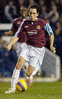 Photo: Gareth Davies.<br />Reading v West Ham United. The Barclays Premiership. 01/01/2007.<br />West Ham's Youssi Benayoun.