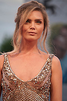 Kim Feenstra at the gala screening for the film The Danish Girl  at the 72nd Venice Film Festival, Saturday September 5th 2015, Venice Lido, Italy.
