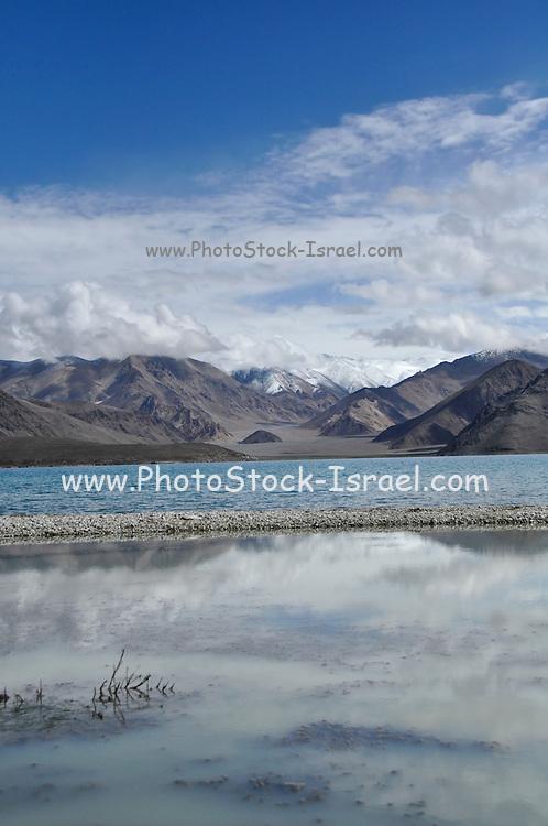 India, Jammu and Kashmir, Ladakh, Pangong Tso (Pangong lake)
