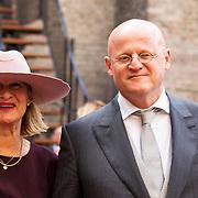 NLD/Den Haag/20180918 - Prinsjesdag 2018, Ferdinand Grapperhaus en partner