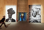 """58th Art Biennale Venice """"May You Live in Interesting Times"""" curated by Ralph Rugoff. Zanele Muholi, South Africa. """"wallpaper""""."""