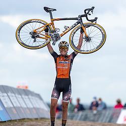 22-08-2020: Wielrennen: NK vrouwen: Drijber<br /> Anna van der Breggen (Netherlands / Boels - Dolmans Cycling Team) Nederlands Kampioen