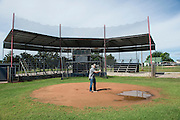 Bowen Field is home to Asher Baseball.