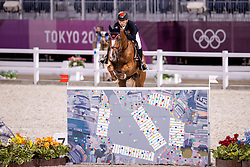 Zhang Xinija, CHN, For Passion D Ive Z, 321<br /> Olympic Games Tokyo 2021<br /> © Hippo Foto - Dirk Caremans<br /> 06/08/2021