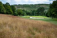 TRIER (Treves) - Duitsland - hole 4 van GCT, Golf Club Trier. . COPYRIGHT KOEN SUYK